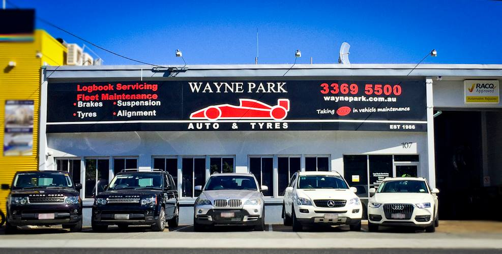 Wayne Park Auto & Tyres today